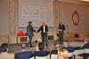 03.08.2015 - Il Sindaco Luigi Brugnaro alla consegna del Leone D'oro alla Carriera a Christoph Marthaler