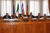 05.06.2013 - Cerimonia GIUSTO FRA LE NAZIONI consegna medaglia alla memoria di Giulio e Stella Levorato