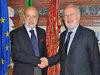 07.05.2012 - Il Sindaco Giorgio Orsoni riceve il Presidente del TAR del Veneto Bruno Amoroso
