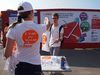 26.07.2013 - Distribuzione cartoline Pmv sui lavori a Piazzale Roma