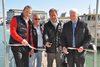 04.03.2013 - Inaugurazione pontile taxi al Tronchetto