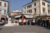 29.09.2009 - Alzabandiera in Piazza Ferretto