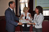 07.09.2009 - Consegna targa - Certificazione Energetica elem. Tintoretto