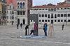 27.03.2015 - Campo San Polo - Un Cubo come spazio espositivo