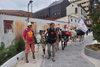 19.09.2012 - 3° Conferenza Internazionale sulla Decrescita - Arrivo asinelli a Venezia