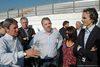 21.09.2011 - Sopralluogo dell'ass.re Andrea Ferrazzi ai Campi di via Vendramin a Mestre