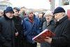 16.01.2012 - Commissione Ambiente del Senato in sopralluogo a Venezia