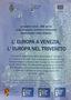 14.03.2014 - L'Europa a Venezia, L'Europa nel Triveneto al Liceo Foscarini