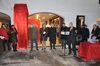 02.03.2011 - Inaugurazione nuovo arredo urbano in Calle Legrenzi e targa Corte Bonzio