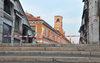 06.12.2013 - Restauro ponte di Rialto - Chiusura parziale della viabilità