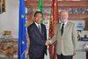 29.06.2012 - Il Sindaco di Venezia Giorgio Orsoni riceve l'Ambasciatore del Vietnam Nguyen Hoang Long