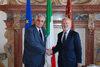 27.10.2011 - Giorgio Orsoni riceve il presidente del magistrato alle acque Patrizio Cuccioletta