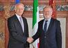 06.12.2011 - Giorgio Orsoni riceve il Consigliere del Re del Marocco Andrè Azoulay