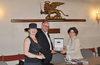 22.06.2011 - Tiziana Agostini incontra Nicholas Richter Ass.re alla cultura di Bayreuth