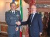 04.09.2013 - Il Sindaco Giorgio Orsoni incontra il Comandante Regionale GdF Bruno Buratti