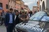 02.06.2016 - Il Comune di Venezia incoraggia Manuel Giuge in partenza per Capo Nord
