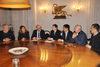 18.02.2016 - L'Assessore Michele Zuin incontra delegazione Cinese della Shaanxi Tourism Corporation Group