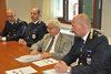 29.07.2011 - Firma protocollo d'intesa Polizia Municipale e Procura della Repubblica