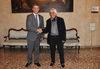 22.09.2015 - L'Assessore Paola Mar incontra Luis Felipe Hoyos Vieira Vice Sindaco della città colombiana di Medellin
