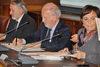 02.12.2011 - Firma protocollo d' intesa per la prevenzione e dipendenza giovanile all'uso di sostanze stupefacenti