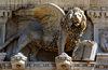 01.12.2015 - Presentazione del restauro del leone alato della Scala dei Giganti di Palazzo Ducale