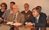 03.11.2015 - Conferenza Stampa congiunta Luigi Brugnaro e Paolo Costa - Il nuovo canale Tresse