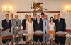 26.05.2011 - Orsoni e Panciera ricevono 9 Consoli Onorari