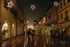 03.12.2011 - Giorgio Orsoni accende le luminarie in P.zza Ferretto