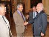 27.07.2010 - Giorgio Orsoni riceve il presidente del TAR Vincenzo Antonio Borea