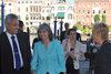 12.09.2013 - Il Sindaco Giorgio Orsoni riceve  la vicepresidente della Bulgaria Margarita Popova