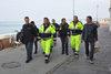 07.10.2015 - L'Assessore Giorgio d'Este visita le sedi della protezione civile comunale di Venezia
