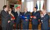 22.11.2010 - Giorgio Orsoni riceve delegazione Veneti del Chierese