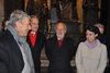 03.12.2011 - Giorgio Orsoni visita la Cappella Zen restaurata e accende le luminarie in P.zza San Marco