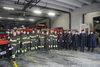04.12.2009 - Consegna mezzi Vigili del Fuoco