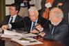 13.12.2011 - C. S. Firma lettera d'intenti del progetto - Vaporetto dell'arte