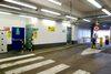 30.01.2013 - L'Ass.re Ugo Bergamo inaugura un nuovo ascensore all' Autorimessa Comunale di piazzale Roma
