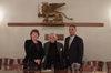 06.10.2015 - L'assessore Paola Mar riceve il Ministro della Cultura della Nuova Zelanda Margaret Mary Barry