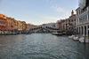03.12.2013 - Restauro Ponte di Rialto - Rilievi e verifiche con Drone