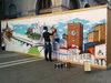 01.12.2014 - Murales Municipalità di Mestre Carpenedo