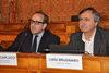 04.04.2016 - Il Sindaco Luigi Brugnaro alla Firma del protocollo con la Toyota per la Mobilità Sostenibile