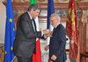 22.04.2013 - Consegnata al Sindaco di Venezia Giorgio Orsoni la Legion d'Onore dall'Ambasciatore Francese Alain Le Roy