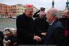 17.11.2010 - Visita Pastorale del Patriarca di Venezia Card. Angelo Scola a Ca' Farsetti