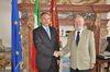 29.06.2012 - Il Sindaco di Venezia Giorgio Orsoni incontra il nuovo Questore di Venezia Vincenzo Roca