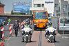 14.04.2014 - Posa finale della rotaia del tram a Piazzale Roma