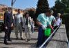 09.06.2010 - Rimozione dei lucchetti dal ponte dell' Accademia