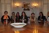03.05.2016 - La Presidente della Commissione Cultura Giorgia Pea riceve delegazione Cubana