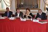 27.11.2015 - Il Sindaco Luigi Brugnaro all'inaugurazione della mostra del pittore Schiavone