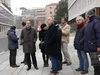 23.12.2013 - Sopralluogo via Poerio - Simionato, Bettin, Venturini
