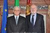 15.12.2010 - Giorgio Orsoni riceve il nuovo procuratore della Repubblica Luigi Delpino