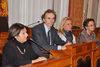 04.12.2012 - L'Ass.re Andrea Ferrazzi riceve scolaresca di San Pietroburgo